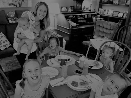 The Worthy Ministry of Stay-at-Home Mamas