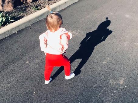 God's Mighty Little Girl