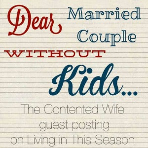 Married Couple w_o Kids Guest Post