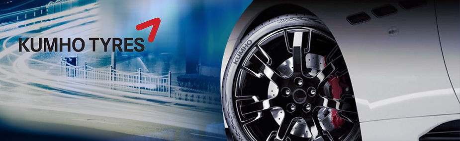 Kumho Tyre - Better, All-Ways