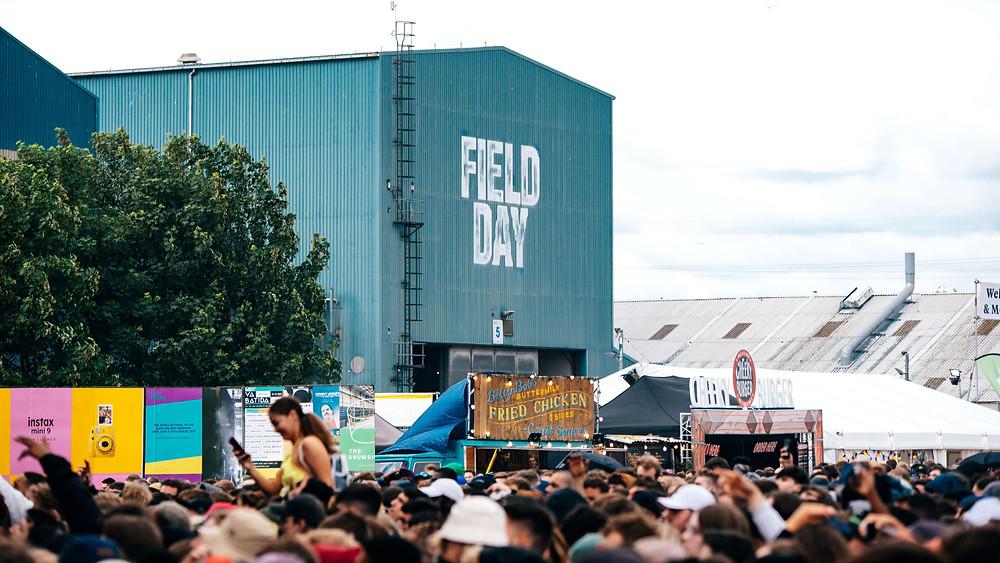 Field Day Festival 2021 - Electronic Dance Music