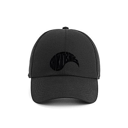 LOGO CAP - BLACK
