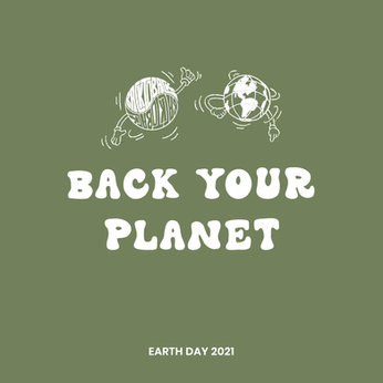 CELEBRATING EARTH MONTH