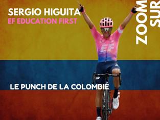 Sergio Higuita : Le punch de la Colombie