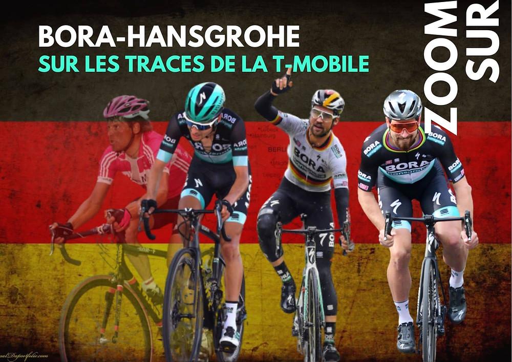 Bora-Hansgrohe, sur les traces de la T-Mobile