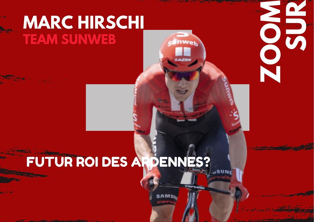 Hirschi, futur roi des Ardennes?