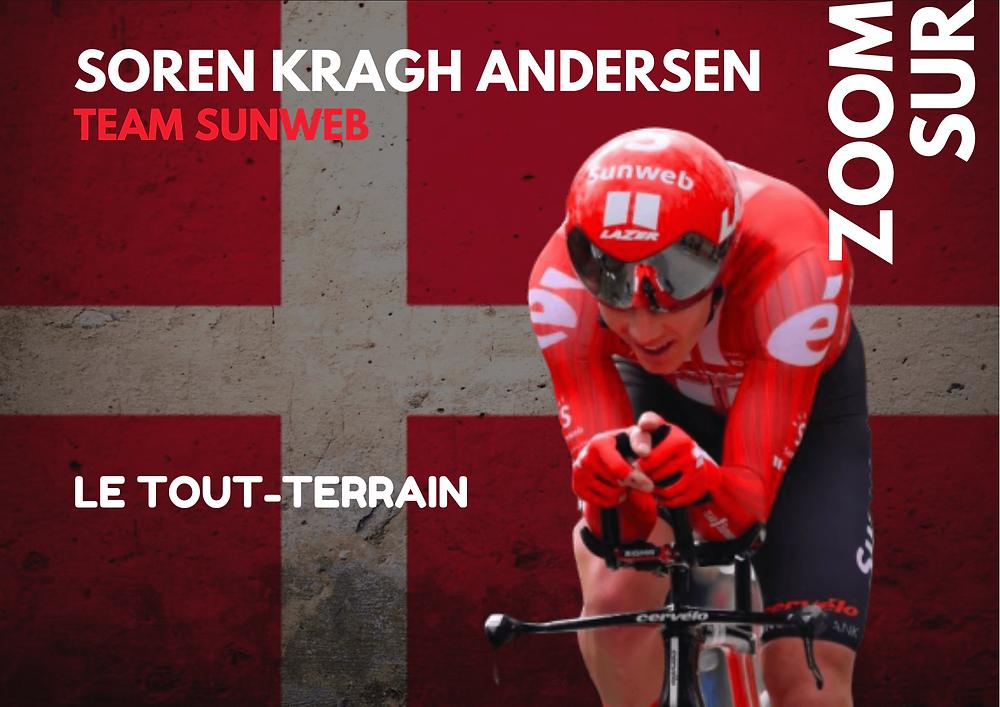 Soren Kragh Andersen, le tout-terrain
