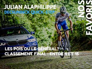 Bonus (1/2) : Julian Alaphilippe, le facteur X