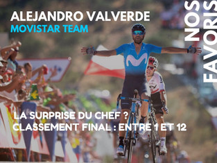 Bonus (2/2) : Alejandro Valverde, la surprise du chef