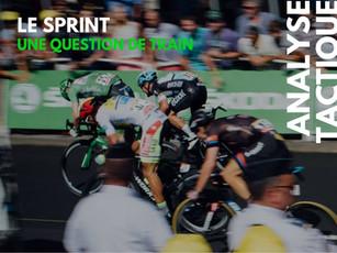 Analyse tactique : le train pour le sprint