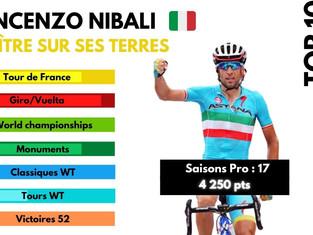 Top 10 du 21e siècle : Vincenzo Nibali, roi sur ses terres