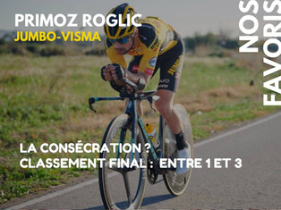 Nos favoris (10/10) : Primoz Roglic, l'heure de gloire ?