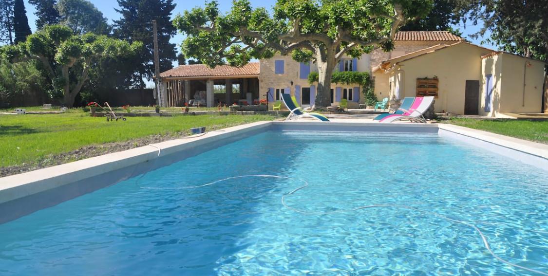 Gîte piscine