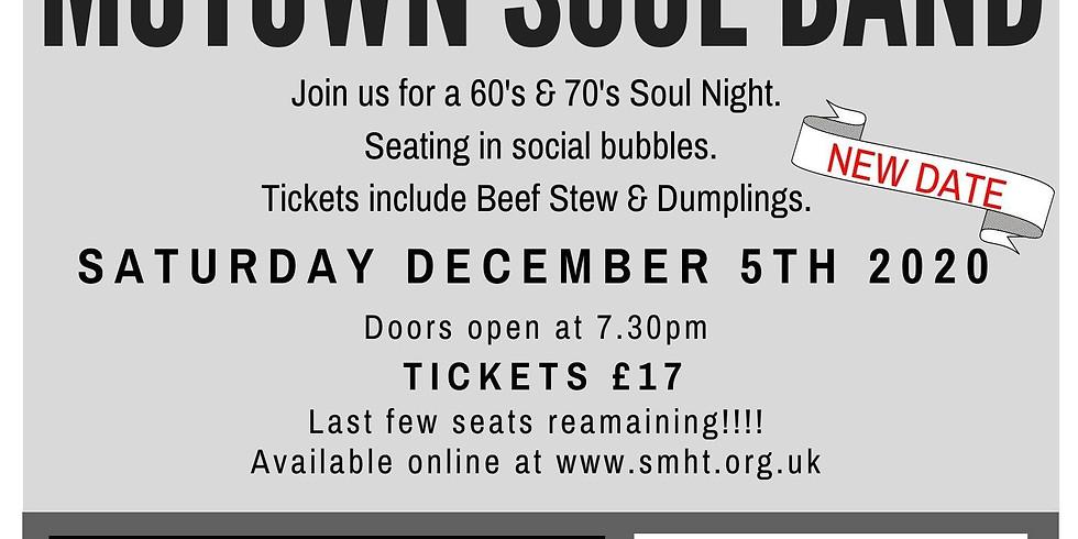 SMHT - Atlantic Motown Soul Band