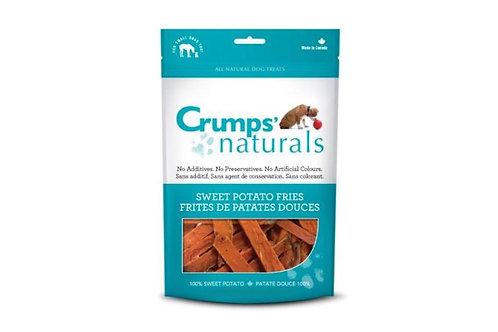 CRUMPS NATURALS Frites de Patate Douce
