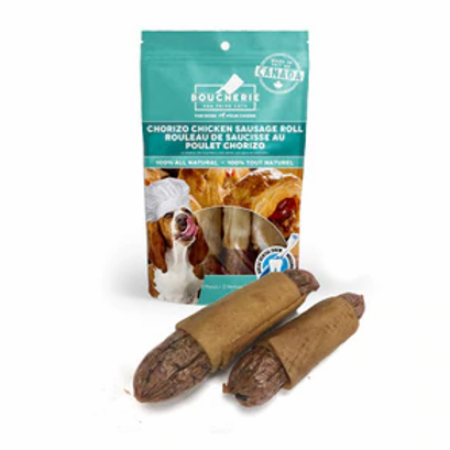 FOUFOU Boucherie - Saucisse Poulet Chorizo