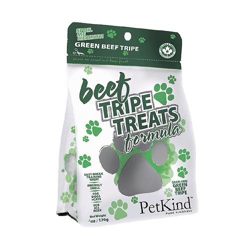 PETKIND - Green Beef Tripe