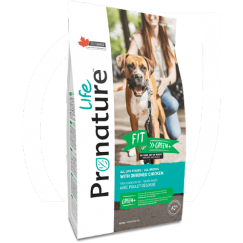 PRONATURE Gamme LIFE (Fit / Green +)