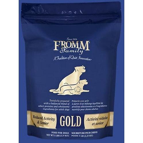 FROMM Gold - Activité réduite et Senior