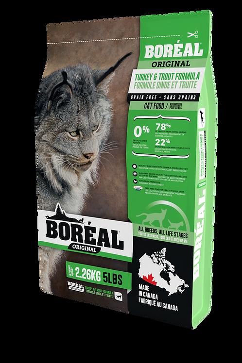 BORÉAL Chat - Original Truite et Dinde