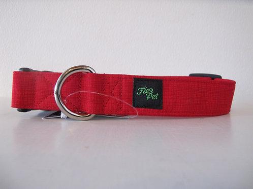 Fier-Pet - Collier - Rouge