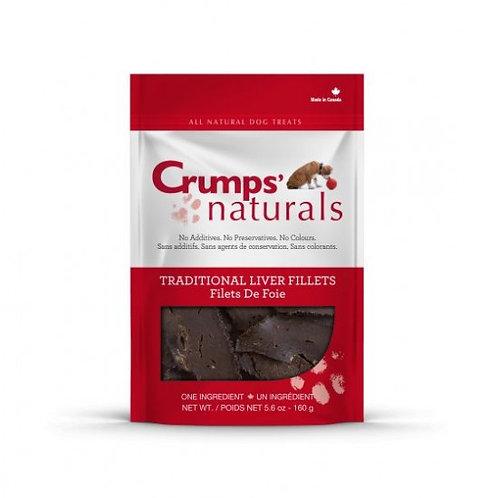 CRUMPS NATURALS Filet de Foie Boeuf