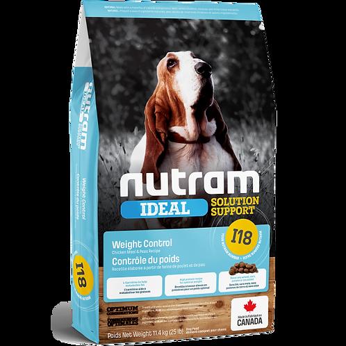 NUTRAM - I18 Recette de poulet et pois