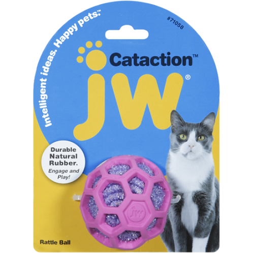 JW Cataction - Rattle ball