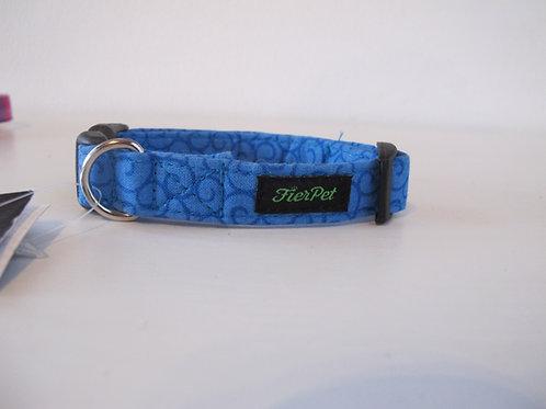 Fier-Pet - Collier - Le Bleu