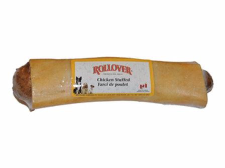 Rollover - Os de Boeuf farci au Poulet (Paquet de 2)