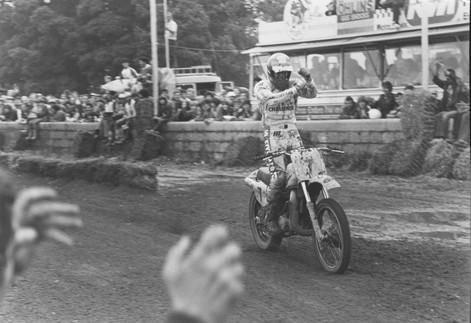 1981, MOTOCROSS
