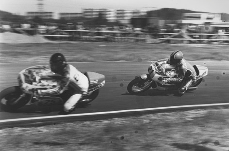 1981, ROADRACING
