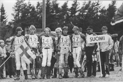 1982, MOTOCROSS