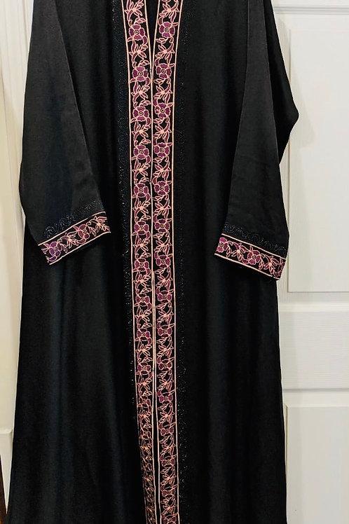 RB-Black Abaya