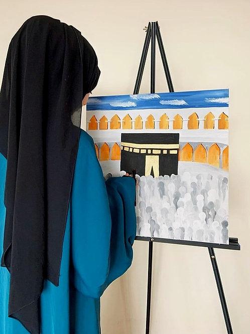 ABK - Mecca/Kabah Painting