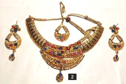 SS-Jewellery Set