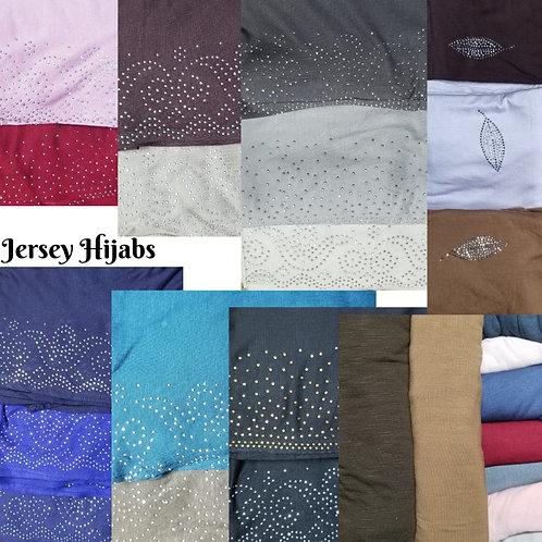 SJ-Jersey Hijabs