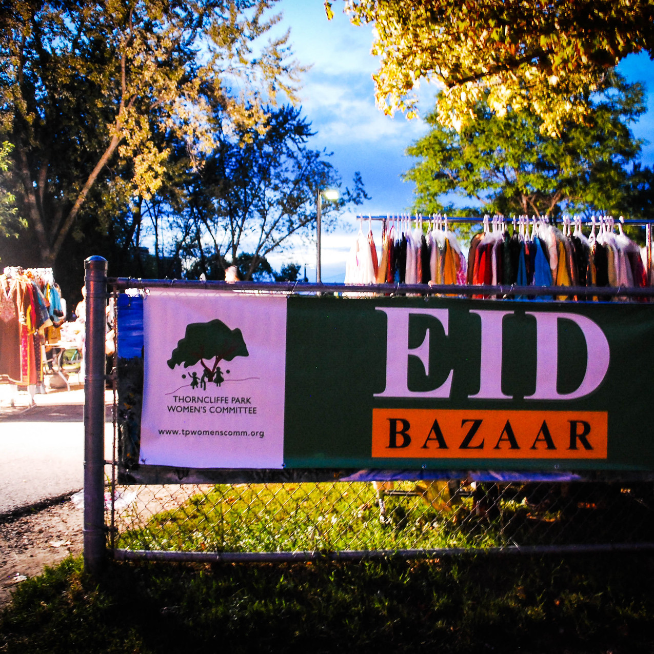 Welcome to the Eid Bazaar!
