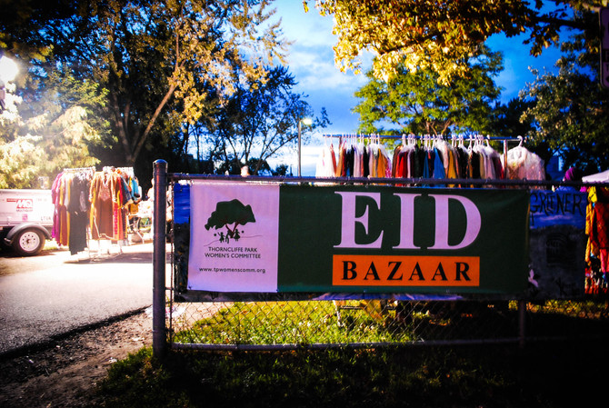 Annual Eid Bazaars – This Weekend!