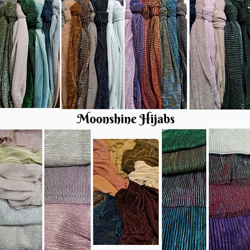 SJ-Moonshine Hijabs