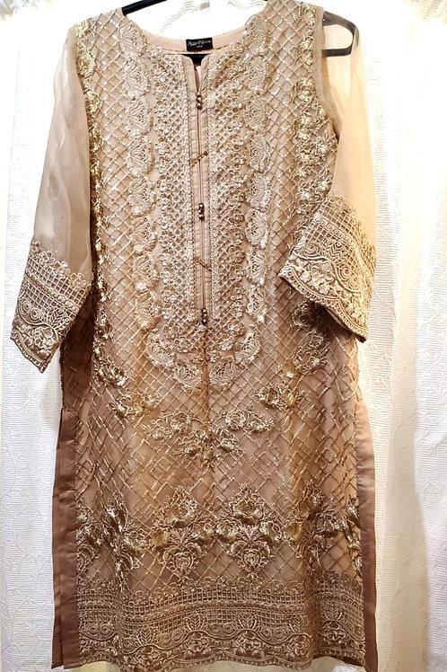 RH-Women's Fancy Suit- Agha Noor