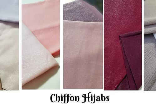 SJ-Chiffon Hijabs