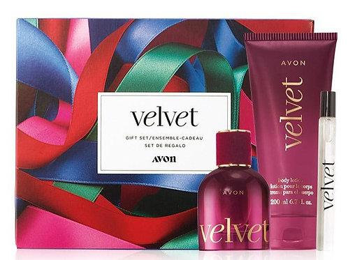AP-Velvet Gift Set -AVON