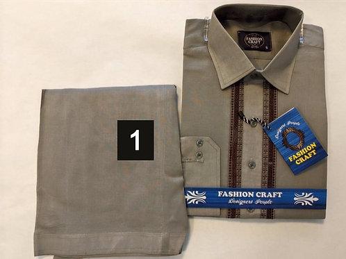 RB-Men's Kameez Salwar Suit