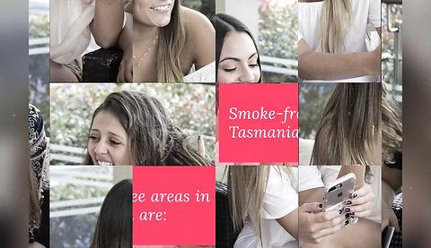 Smoke free areas in Tasmania