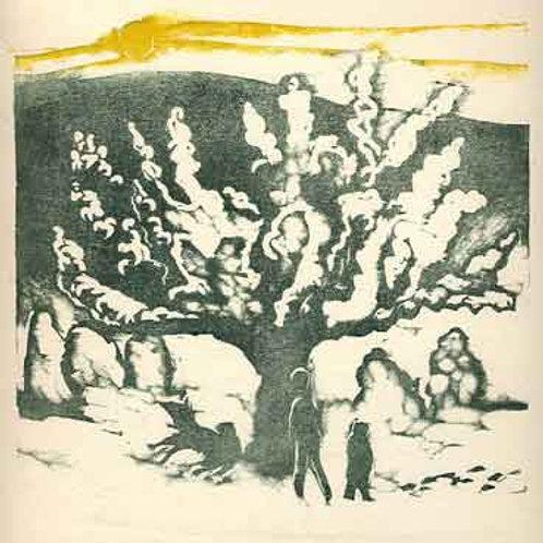 犬の四季(雪)