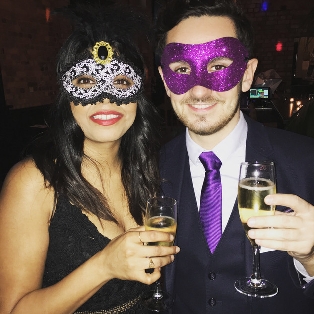 Mystery Masquerade Party Twist Events