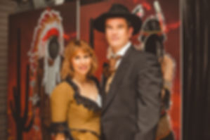 Murder Mystery Function Wild West