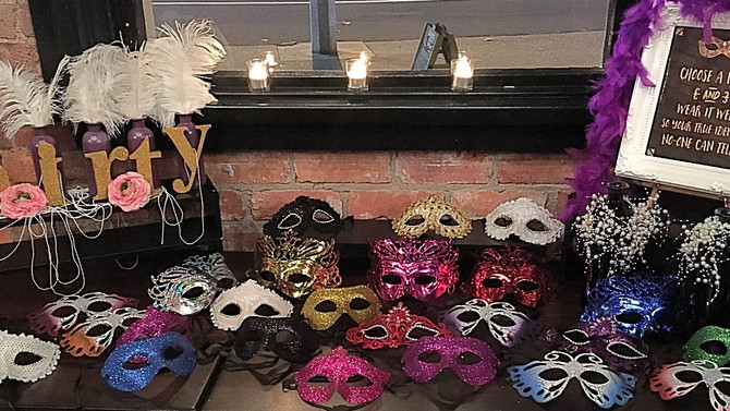 Mystery Masquerade Party