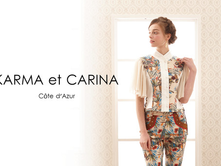 今後の セール に対する方針の御報告  KARMA et CARINA より